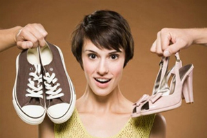 Какая обувь нам нужна?