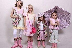 наряды для самых маленьких стиляг