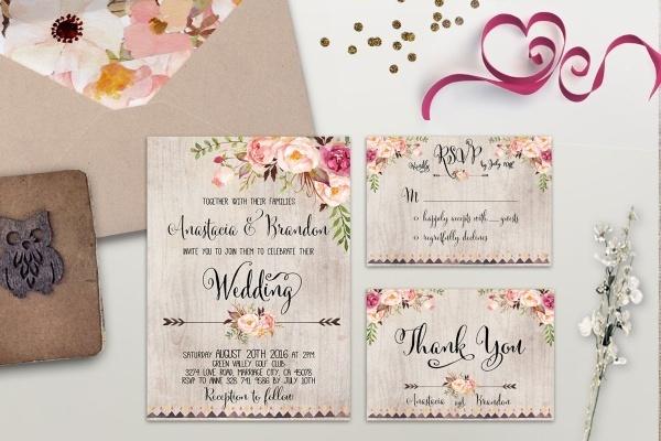 Приглашения на свадьбу или как правильно составить список гостей